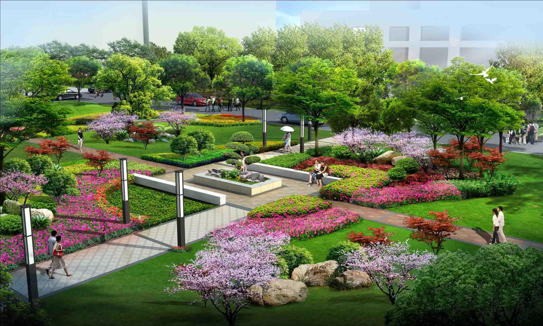 工程案例-武汉亚景园林景观工程设计有限公司